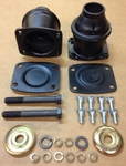 Mercedes benz 113 w113 230sl 280sl suspension engine mount subframe sub mount