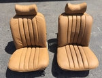 Mercedes Benz 113 w113 Driver And Passenger Seats