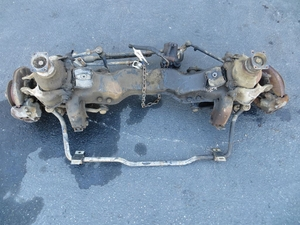 MERCEDES FRONT END AXLE SUSPENSION W111 W113 PAGODA ZF PAGODE COUPE CONVERTIBLE