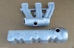 MERCEDES M130 M129 W108 W111 W113 valve cover intake manifold late style