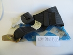 Mercedes REAR SEAT SAFETY BELT 1268601385 NOS