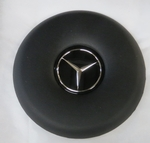 Steering wheel horn pad Black New fits Mercedes 108 109 111 113 114 115
