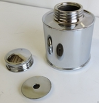 Metal brake reservoir mercedes 190sl 190 sl Ponton w121 w120 300sl