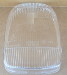 New Bosch Head Light Glass Lens (Flat) W113
