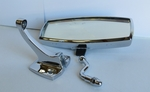 New rear view mirror for 190SL W121 Mercedes