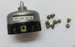 NOS headlight switch Mercedes 220 230 250 280 Se Sl