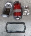 NOS Mercedes Benz 190 sl taillight