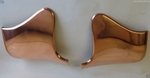 PAIR OF BRASS STONE GUARDS FITS Mercedes 190sl w121
