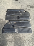 R And L Used Door Panel Mercedes 220SE 250SE 280SE W111 3.5 Coupe 220SEB 111 OEM