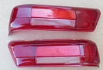 New Taillight Red Lens Fits Mercedes W113 W111 230SL 250SL 280SL 220SE 280SE