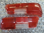 NEW REPLACEMENT RED TAIL LIGHT LENS FITS MERCEDES W113 280SL W111 280SE 3.5 COUPE