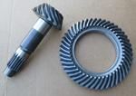 "Ring and Pinion gears Early style for Drum brakes ""3.28"" gear ratio  W113 W111 280 se sl"