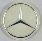 HORN EMBLEM STAR LOGO FOR STEERING WHEEL