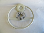STEERING WHEEL IVORY FOR MERCEDES BENZ COLOR W108 W109 W111 W113