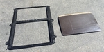 Sunroof Frame And Sunroof Lid MERCEDES 220SE 250SE 280SE Coupe W111 3.5 112