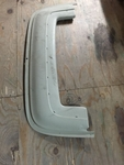 Used convertible top horse shoe cover 230sl 250sl 280sl w113 113 pagoda