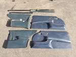 Used Door Panel Set Mercedes 220SE 250SE 280SE W111 3.5 Coupe 220SEB 111