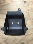 Used Original Powder coated Early Style pump housing canister W113 230SL