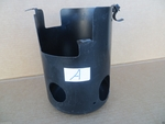 Used powder coated fuel pump housing canister W113 PAGODA 230 250 280SL