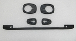 W 110 111 113 230 250 280 SL se sec door trunk handle rubber pad kit