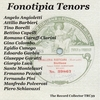 Fonotipia Tenors - The Record Collector   (TRC 39)