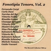 Fonotipia Tenors, Vol. II  - The Record Collector   (2-TRC 41)
