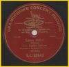 German Vocal 78rpm records