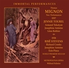 Mignon - TWO Performances  (Tourel, Stevens, Crooks)   (4-IPCD 1061)