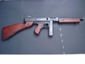M1A1 Thompson Display Matched Numbers Collectors Piece of History