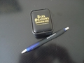 Dark Shadows Collector's Ring and pen ...sorry out