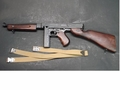 M1A1 Thompson Display Matched Numbers Collectors Piece of History...Sold