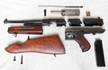 M1 Thompson Display Matched Numbers 842830  Available Now..  Collectors Piece of History..