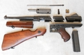 M1A1 Thompson Display Matched Numbers 560063 Collectors Piece of History..AVAILABLE NOW