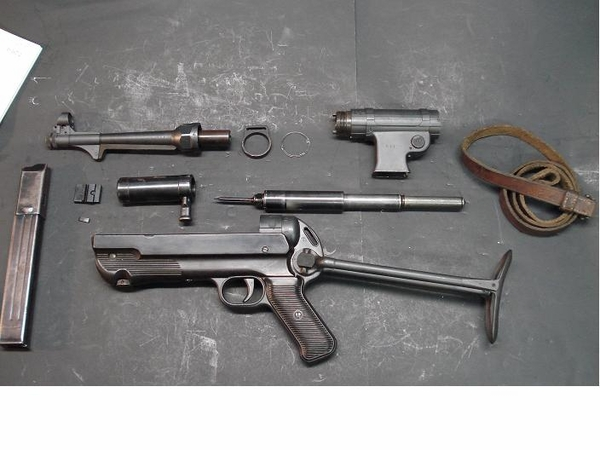 MP40 Complete Parts ..100% All Matching Numbers Collectors Grade ..Sorry Sold