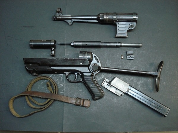 Mp40 All Matching Numbers Parts set Rated Ex Quality....SOLD