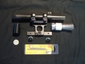 Star Wars Han Solo ANH Complete DIY Assy with Scope Assy,  Flash Cone and Heat Sink