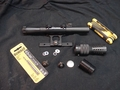 Star Wars Han Solo ANH Complete DIY Assy with Scope Assy,  Flash Cone and Heat Sink...in Stock