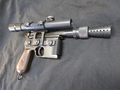 Star Wars Han Solo ANH DL-44 High Bull Barrel Quality Blaster..in stock