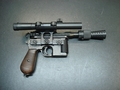 Star Wars Han Solo ANH Quality Blaster..ready to ship