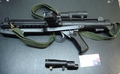 Stormtrooper ST Blaster Rifle..Parts In Stock.. Real Scope and Sling...Available