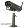 Defender� Digital Wireless Long Range Camera with Night Vision and IR Cut Filter for PHOENIXM2 DVR Security System