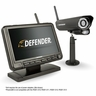 "Defender® PHOENIXM2 Digital Wireless 7"" Monitor DVR Security System with Long Range Night Vision Camera and SD Card Recording"