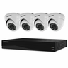 Defender Sentinel  Pro Widescreen 8CH Security DVR with 2TB HDD Including 4 Surveillance 800TVL Cameras with 75ft Night Vision
