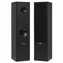 Fluance AVFR Dynamic Compact Three-way Hifi Speakers