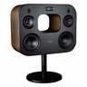 "Fluance Fi70B Three-Way Wireless High Fidelity Music System with Powerful Amplifier & Dual 8"" Subwoofers - Dark Walnut"