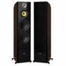 "Fluance Signature Series Hi-Fi Three-way Floorstanding Tower Speakers  with Dual 8"" Woofers (HFFW) - Natural Walnut<!--HFFW-->"