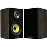 Fluance Signature Series HiFi Two-way Bookshelf Surround Sound Speakers for Home Theater and Music Systems - Natural Walnut (HFSW)