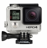 GoPro HERO4 Black with 4K30, 2.7K604 and 1080p120 video