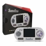 "Hyperkin SupaBoy Portable Pocket Handheld Console for SNES & Super Famicom Cartridges, 3.5"" LCD screen, 16-Bit Retro Gaming, Compatible with Super Nintendo Peripherals"
