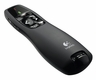 Logitech R400 Wireless Presenter with red laser pointer and 50ft range